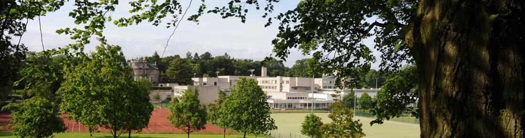 Erskine Stewart's Melville School Building