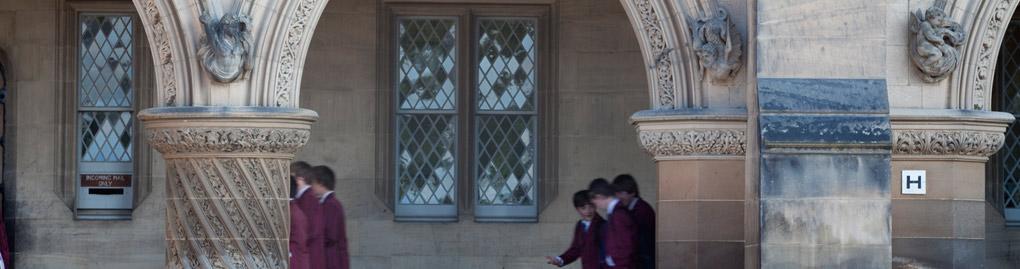 Fettes College Arches